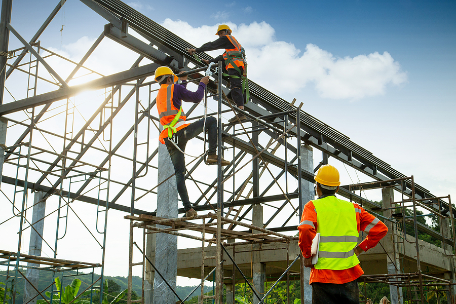 Indiana Construction  Accident Lawyers 317-636-7497